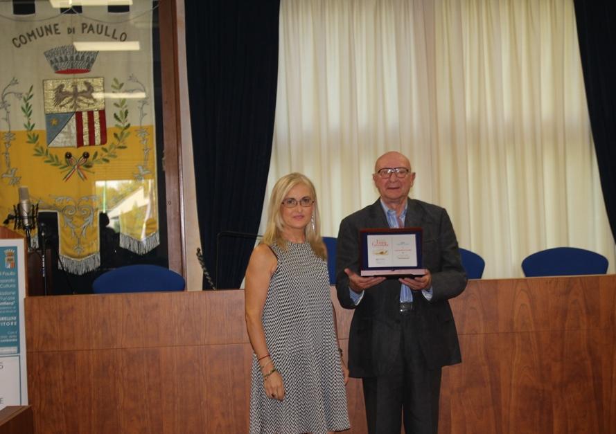 Prix pour engagement social Lac Gerundo