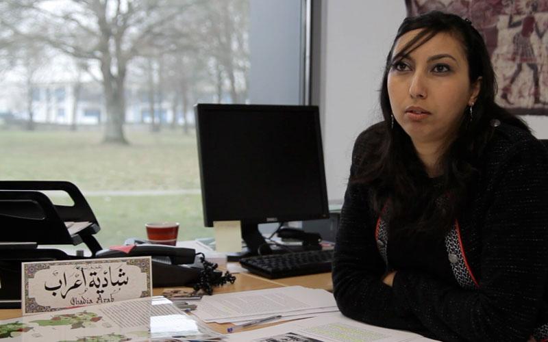 comment on écrit bonjour en arabes