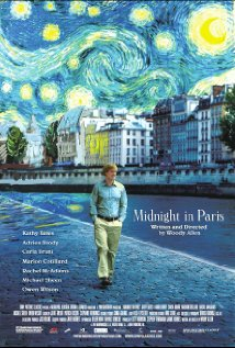 Midnight in Paris, l'Anthologie Palatine et la conjoncture médiatrice